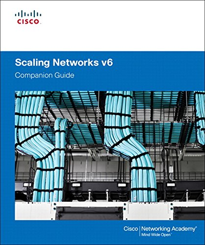 Scaling Networks v6 Companion Guide 1st Edition Pdf Free Download