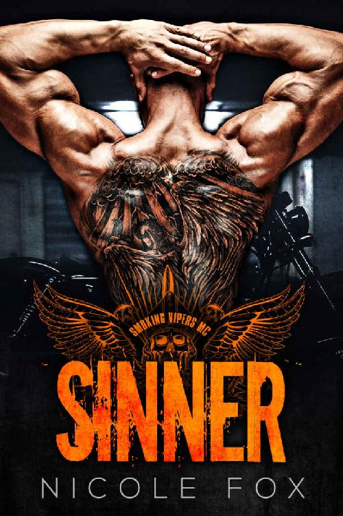 Sinner: A Motorcycle Club Romance (The Smoking Vipers MC) 1st Edition Pdf Free Download