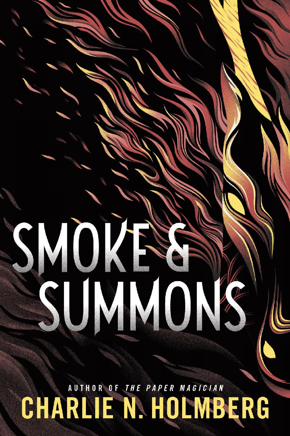 Smoke and Summons (Numina Book 1) 1st Edition Pdf Free Download
