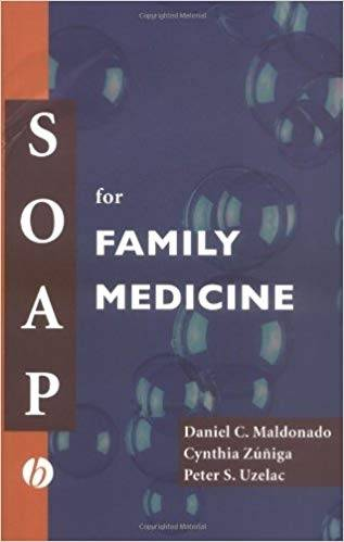 SOAP for Family Medicine 1st Edition Pdf Free Download