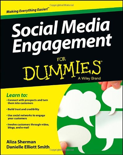 Social Media Engagement For Dummies 1st Edition Pdf Free Download