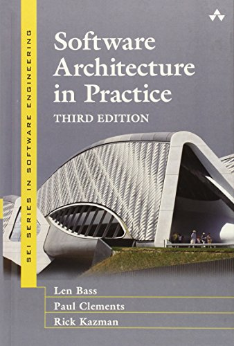 Software Architecture in Practice 3rd Edition Pdf Free Download