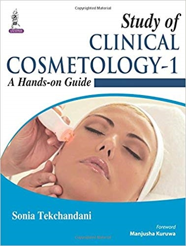 Study of Clinical Cosmetology-1: A Hands-on Guide 1st Edition Pdf Free Download