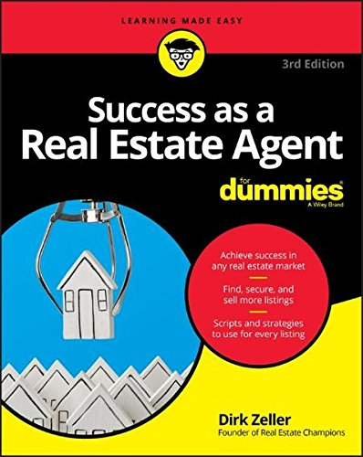 Success as a Real Estate Agent For Dummies 3rd Edition Pdf Free Download