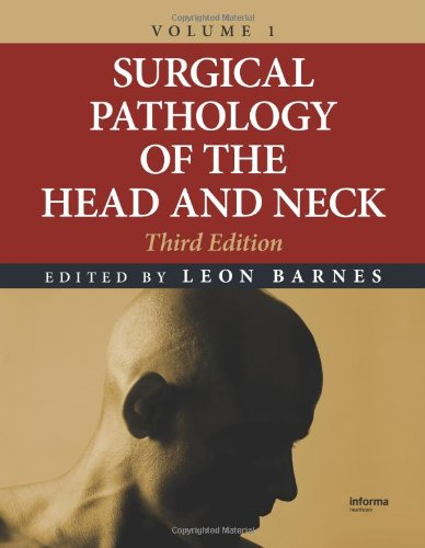 Surgical Pathology of the Head and Neck, Vol.1 3rd Edition Pdf Free Download