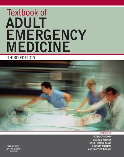 Textbook of Adult Emergency Medicine 3rd Edition Pdf Free Download