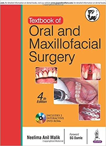 Textbook of Oral and Maxillofacial Surgery 4th Edition Pdf Free Download
