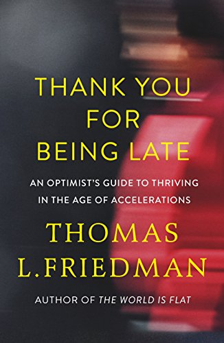 Thank You for Being Late 1st Edition Pdf Free Download