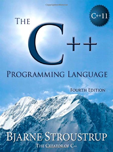 Downloading The C++ Programming Language 4th Edition