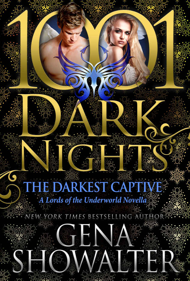 Read The Darkest Captive: A Lords of the Underworld Novella 1st Edition