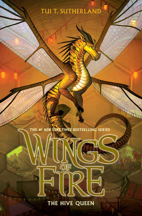 The Hive Queen (Wings of Fire, Book 12) 1st Edition Pdf Free Download