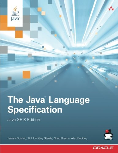 The Java Language Specification, Java SE 8 Edition 1st Edition Pdf Free Download