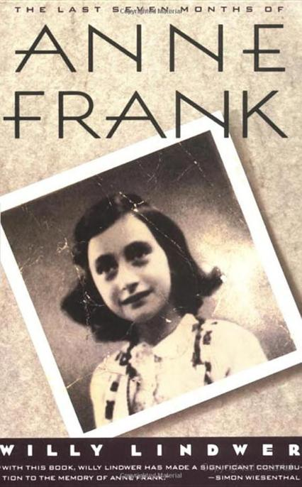 The Last Seven Months of Anne Frank 1st Edition Pdf Free Download