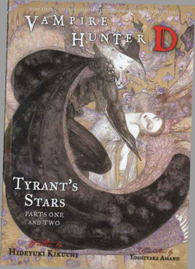 Vampire Hunter D Vol. 16 - Tyrant's Stars (Parts 1 & 2) 1st Edition Pdf Free Download