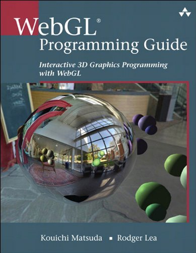 WebGL Programming Guide 1st Edition Pdf Free Download