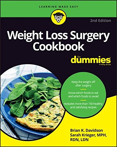 Weight Loss Surgery Cookbook For Dummies 2nd Edition Pdf Free Download