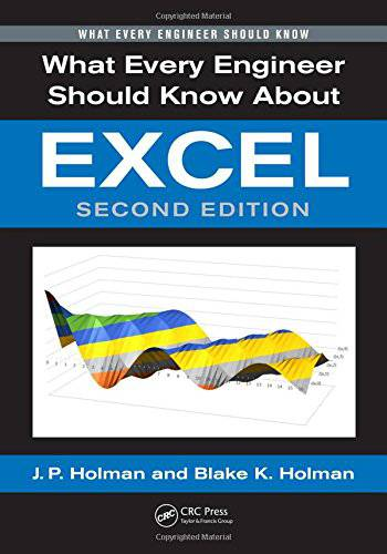 What Every Engineer Should Know About Excel 2nd Edition Pdf Free Download