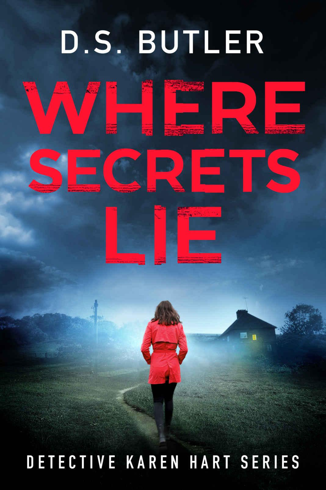 Where Secrets Lie (Detective Karen Hart Book 2) 1st Edition Pdf Free Download
