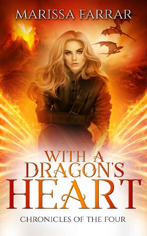 With a Dragon's Heart: A Reverse Harem Fantasy 1st Edition Pdf Free Download