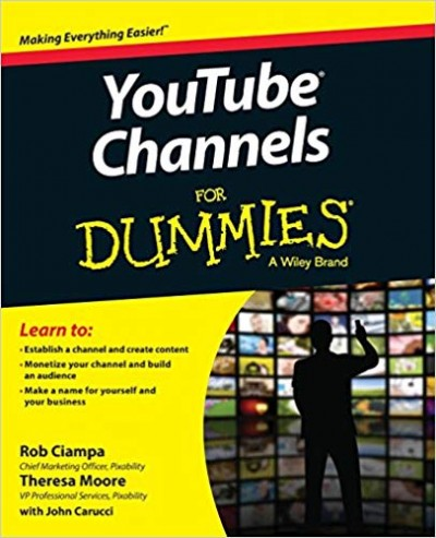 YouTube Channels For Dummies 1st Edition Pdf Free Download